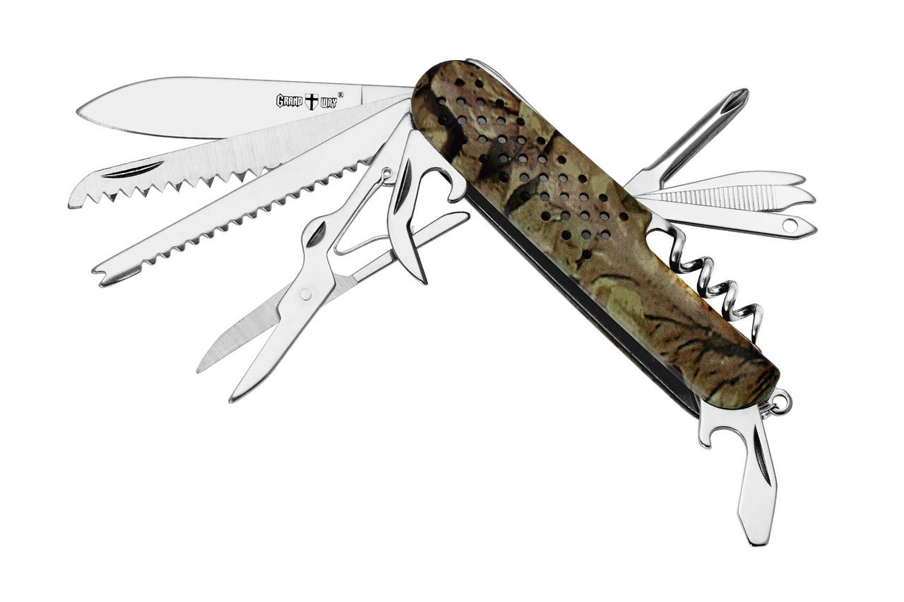 Нож многофункциональный 62017