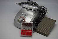 Фрезер для маникюра и педикюра Nail Master ZS-603 (серебряный)