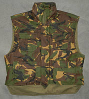 Утеплённый жилет в камуфляже DPM Highlander (13-14лет) б\у