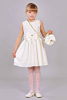 Летнее платье с сумочкой