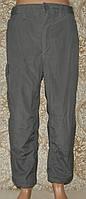 Штаны на утеплителе фирмы Craghoppers (M) маленький рост б\у