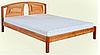 """Кровать деревянная """"Муза"""""""