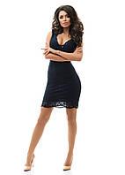Женское вечернее платье Гипюр р.42,44,46,48,50  - 4 цвета