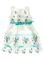 Платье белое 4,6 лет (Д)