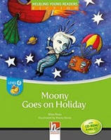 Ross Dilys Moony Goes on Holiday. Level d (+ Audio CD)