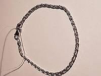 Серебряный браслет (Колос). Артикул 857Р 4/19