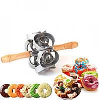 Ніж для пончиків Donut Cutter Roller