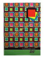 """Бумага цветная """"Бумвест"""" А4 16листов, 8цветов Лак, фото 2"""