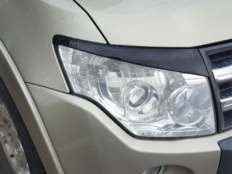 Купить Накладка передняя Mitsubishi Pajero Wagon 4 в Украине ...   600x800