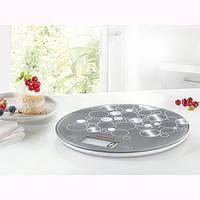 Весы кухонные электронные Soehnle FLIP DESIGN EDITION GREY 5кг/1г/1мл