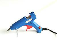 Клеевой пистолет (термопистолет) 7мм +1 стержень