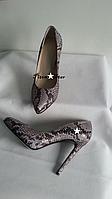 Туфлі із пітона / Туфли из питона 0566