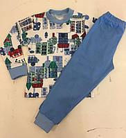 Пижама детская интерлок для мальчика