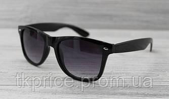 Солнцезащитные очки унисекс Wayfarer с флексами, фото 2