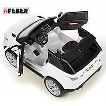 Детский автомобиль Range Rover Sport 12V Белый Feber  800008660, фото 3