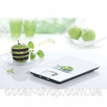 Весы кухонные электронные Soehnle MIX&MATCH FRESH APPLE 5кг/1г