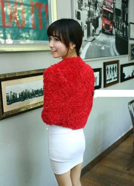 Женский шарф (шарф трансформер)