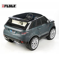 Дитячий автомобіль Range Rover Sport 12V Сірий Feber 800009250, фото 2