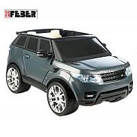 Детский автомобиль Range Rover Sport 12V Серый Feber  800009250