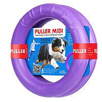 Collar PULLER Midi тренировочный снаряд для собак средних и мелких пород 20х3см, 2шт.