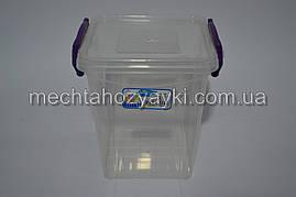 Бокс Irak Plastik SA-255  1,8 л квадратный