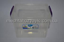 Бокс Irak Plastik SA-260  2,4 л квадратный