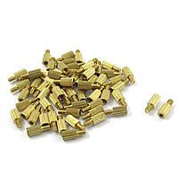 Стойка M2x5x8mm латунная для монтажа печатных плат pcb
