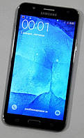 "Смартфон SAMSUNG J7 (2SIM) 5,5"" 0,5/2 GB 10/3 Мп black черный Гарантия!"