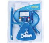 Набор аксессуаров по уходу за бассейном,   5 единиц - BD0448, BD0136, BD0929, BD0349,  BD0226