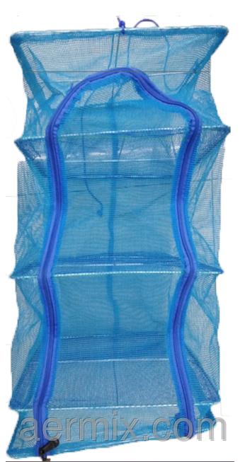 Сушка для рыбы подвесная 45см, сетка для сушки рыбы, ящик рыболовный, подвесная сушилка для рыбы - Компания  «Zevstorg» в Одессе