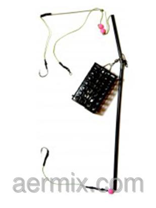 Кормушка фидерная (набор), кормушка для рыбалки, кормушка для ...