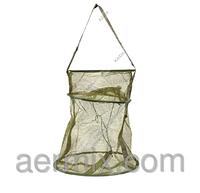 Садок рыбацкий не прорезиненный 30см, садок для ловли рыбы круглый, садок для рыбалки