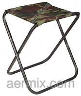 Стул без спинки, складной стул для рыбалки, стул туристический без спинки, раскладной стул для пикника