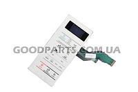 Сенсорная панель управления (мембрана), клавиатура для СВЧ- печи Samsung ME731KR/BWT DE34-00382N