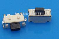 Кнопка 2х контактная MP3 MP4 MP5 2x4x3.5 для планшетов и телефонов