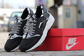 Кроссовки Nike Air Huarache мужские,кожа,текстиль,44, фото 2