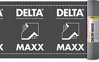 Dorken Delta MAXX - гідроізоляційна супердифузійна покрівельна мембрана