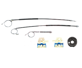 Ремкомплект стеклоподъемника Volkswagen Jetta 6 пер. пр. дв.