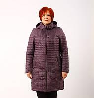 Куртка  женская демисезонная больших размеров 50-58 SV Джема