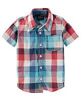 Детская рубашка для мальчика OshKosh ОшКош