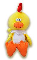 Петушок Золотко 071767 мягкая игрушка Гулливер