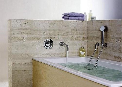 Смесители скрытого монтажа для ванны, душа и биде