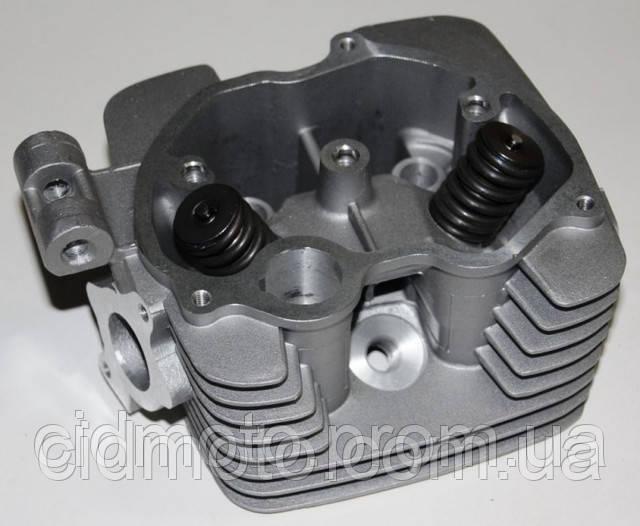 Головка с клапанами мотоцикл Zubr CG-200cc