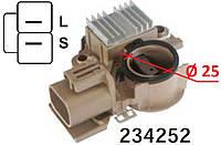 Регулятор напряжения FORD Aspire, KIA Sephia, Shuma, Spectra, MAZDA 121, MX-3, Xedos 6