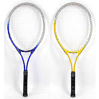 Большой теннис Т-7552 / 466-803 (30) 1 ракетка, алюминиевый 2 цвета.