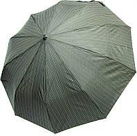 Автоматический мужской зонт DOPPLER 74867FG-2 коричневая полоска