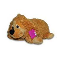 Подушка Собака 074822 мягкая игрушка 40*40см Гулливер