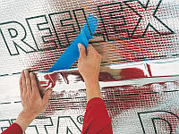 Dorken Delta Reflex - фольгована енергозберігаюча пароізоляційна мембрана