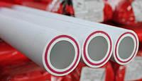 VALTEC ТРУБА PP-FIBER арм. стекл., PN 20, 63 MM (белый)