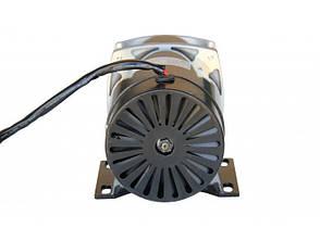 Электродвигатель 36V650W постоянного тока с планетарным редуктором., фото 2
